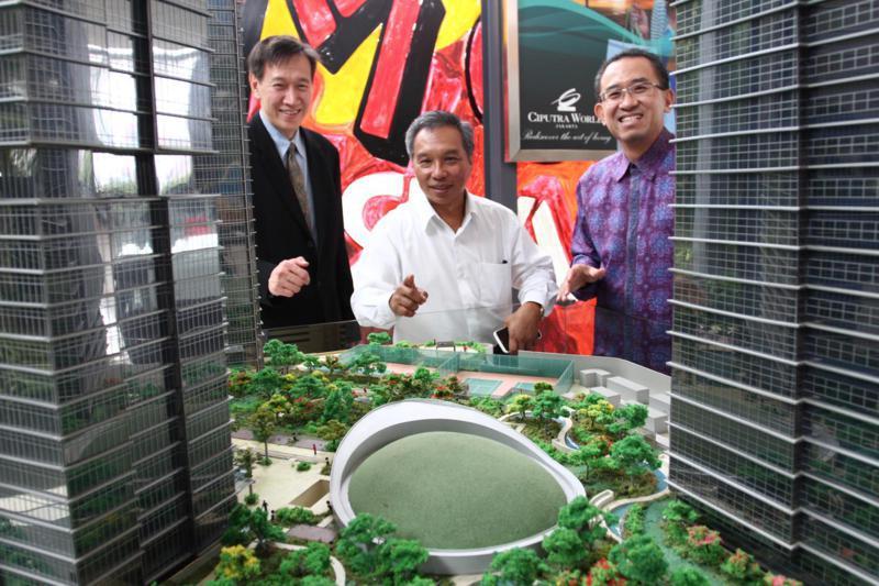 CTRA Gelar Private Placement - Ciputra Development Bidik Rp 463,39 Miliar | Neraca.co.id