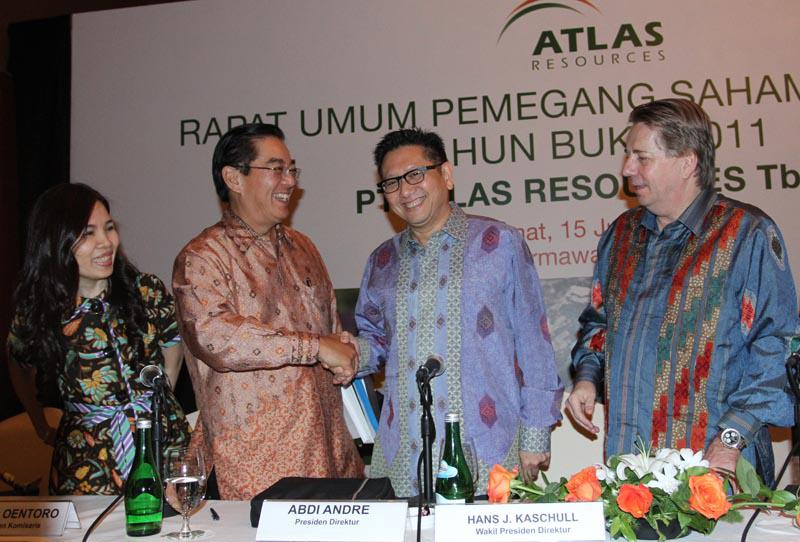 ARII Restrukturisasi Utang Ke Noble - Atlas Resources Bakal Gelar Rights Issue | Neraca.co.id