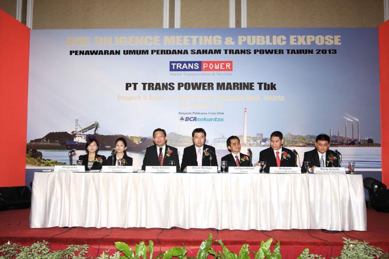 TPMA Laba Trans Power Marine Terkoreksi 37,8% | Neraca.co.id
