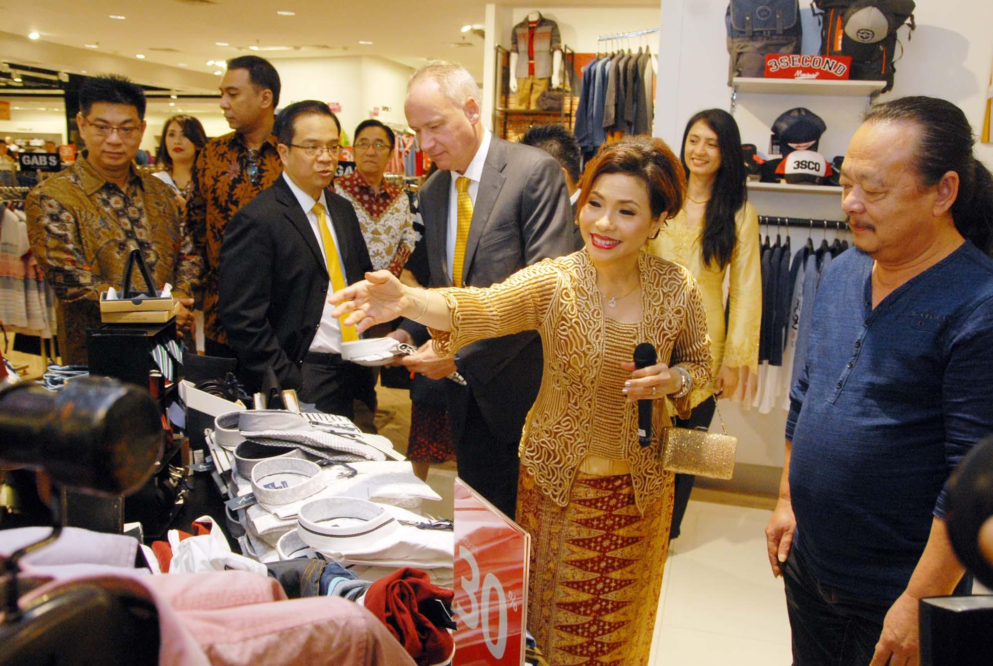 LPPF Penjualan Lesu Imbas Corona - Matahari Departement Merugi Rp 93,95 Miliar | Neraca.co.id