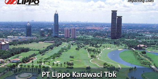 LPKR Lippo Karawaci Cetak Penjualan Rp 2,28 Triliun | Neraca.co.id
