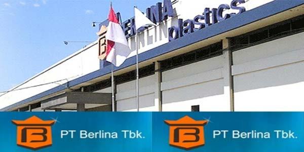 BRNA Danai Peremajaan Mesin - Berlina Siapkan Capex Rp 230 Miliar di 2021   Neraca.co.id