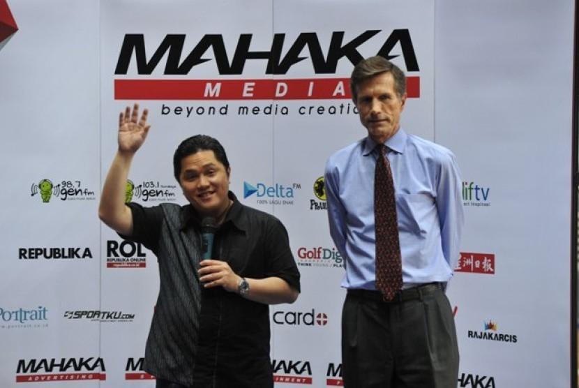 ABBA Lagi, Mahaka Media Cetak Rugi Rp 8,21 Miliar | Neraca.co.id