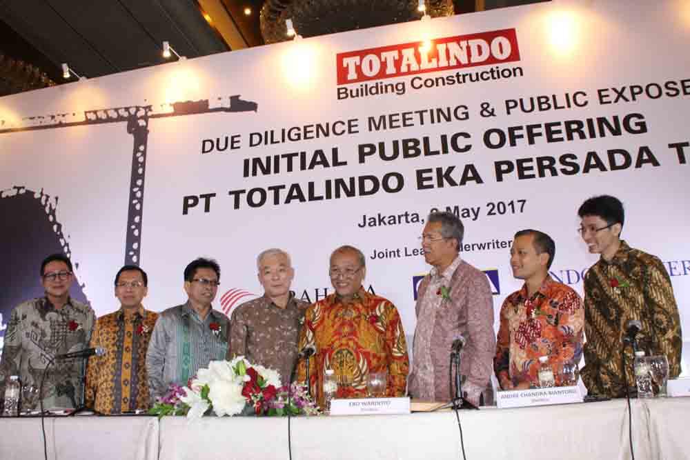 TOPS Totalindo Bukukan Kontrak Baru Rp 993 Miliar | Neraca.co.id