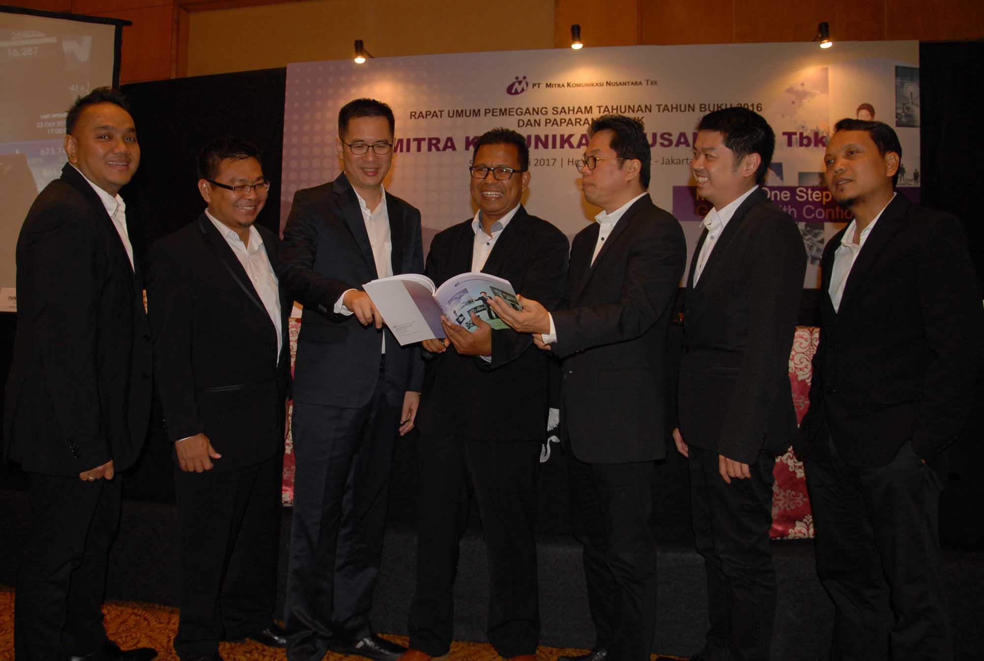 MKNT Cari Dana Lewat Private Placement - MKNT Terbitkan 500 Juta Saham Baru | Neraca.co.id
