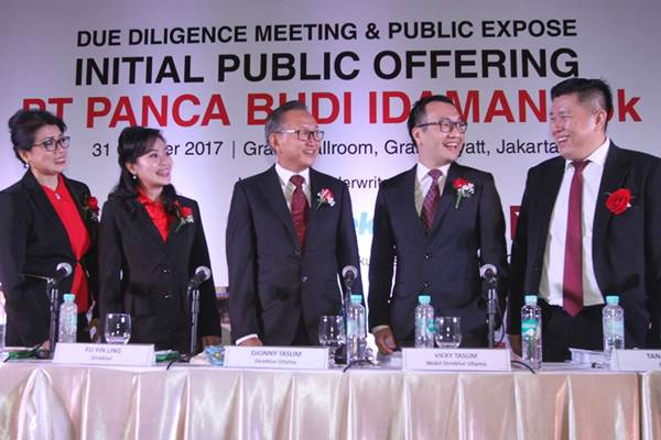 PBID Dampak Pandemi Covid-19 - Penjualan Panca Budi Idaman Turun 18,14% | Neraca.co.id