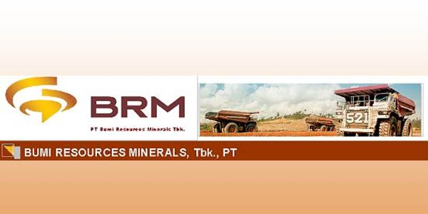 BUMI BRMS BRMS Bukukan Laba US$ 2,11 Juta | Neraca.co.id