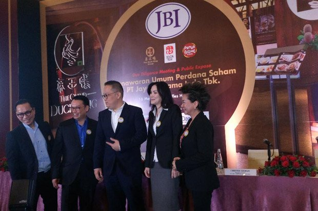 DUCK Restoran Terdampak Pandemi - Jaya Bersama Pangkas Target Bisnis Turun 40%   Neraca.co.id