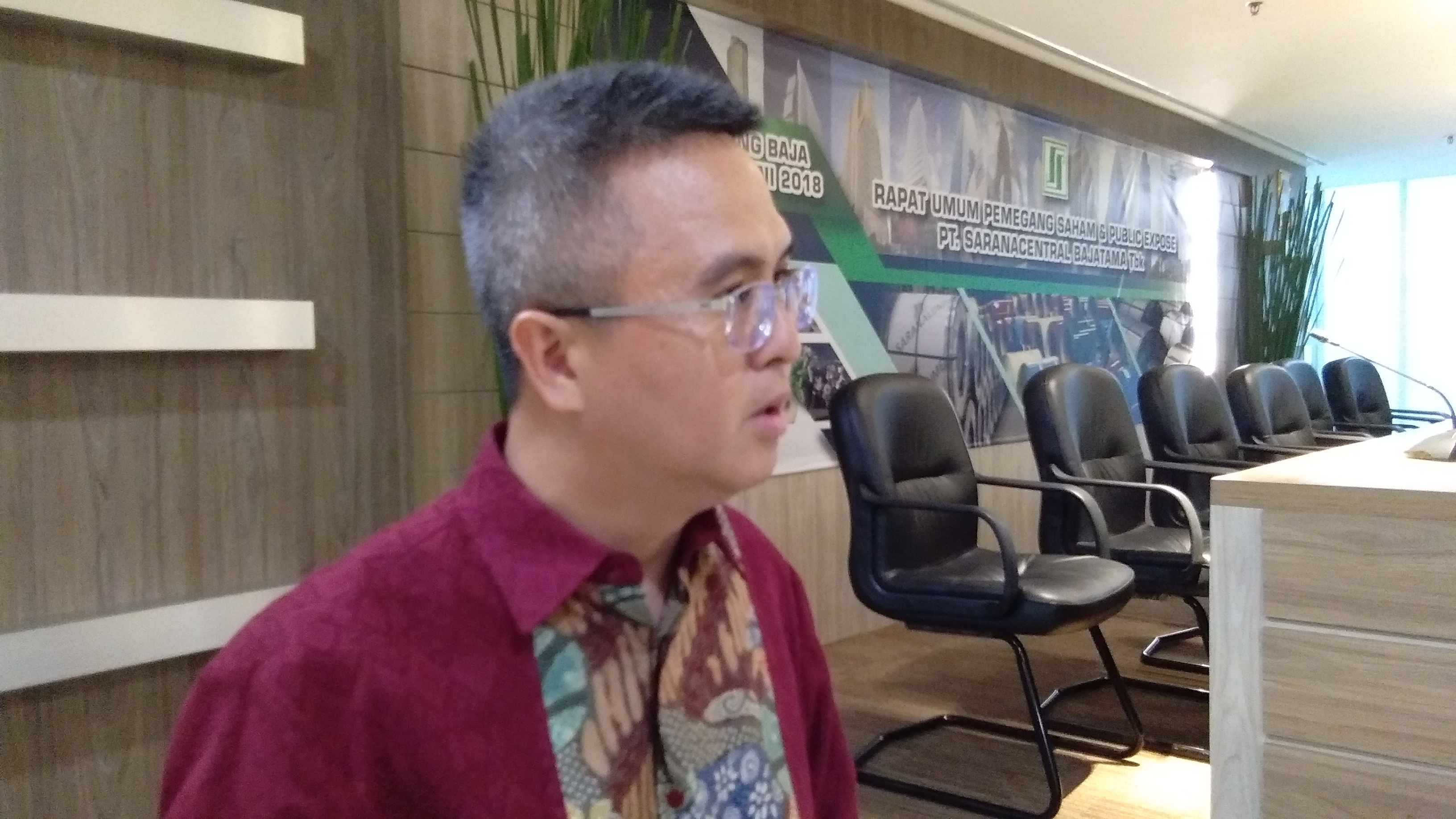 BAJA Harga Saham BAJA Melesat - Respon Pasar dari Pembatasan Impor Baja   Neraca.co.id