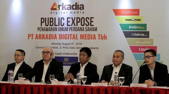 DIGI Dukung Pengembangan Bisnis - Arkadia Digital Raih Pendanaan dari MDIF   Neraca.co.id