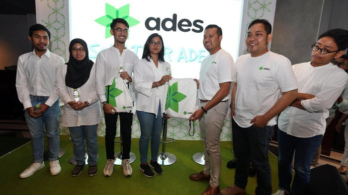 ADES ADES Geluti Bisnis Sanitizer dan Disinfektan | Neraca.co.id