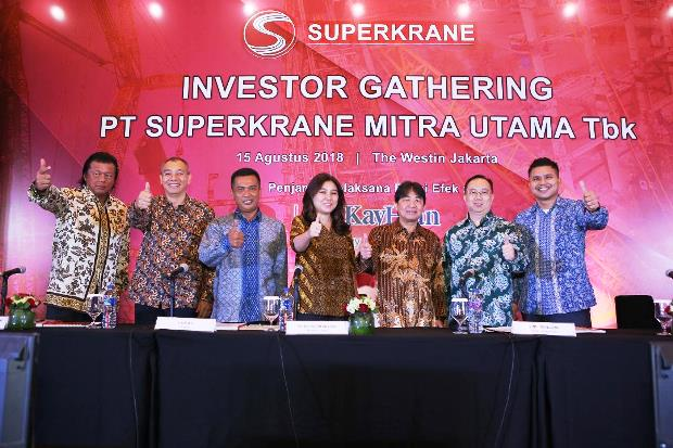 SKRN Superkrane Buyback Saham Rp 110 Miliar | Neraca.co.id