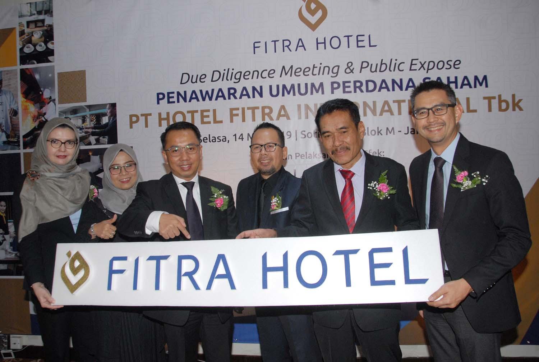 FITT Bisnis Hotel Terpukul Pandemi - Hotel Fitra Revisi Target Pendapatan | Neraca.co.id