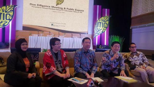 ITIC Indonesia Tobacco Raup Laba Rp 13,55 Miliar | Neraca.co.id