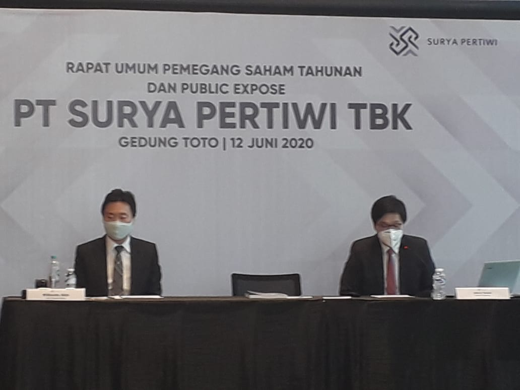 SPTO Surya Pertiwi Bagi Dividen Rp 20 Per Saham | Neraca.co.id