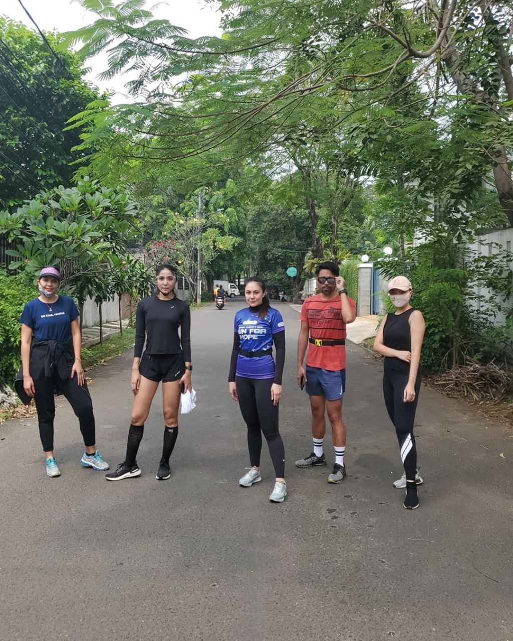 KIJA Lari Sambil Berdonasi di Run For Hope, Yuk! | Neraca.co.id