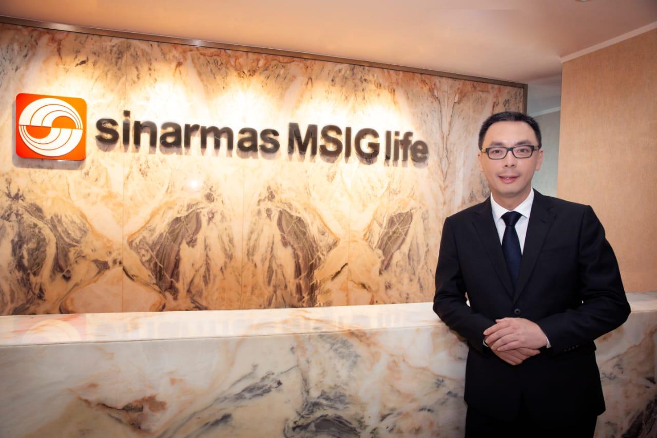 LIFE Wianto Chen Jabat Presdir Sinarmas MSIG Life | Neraca.co.id