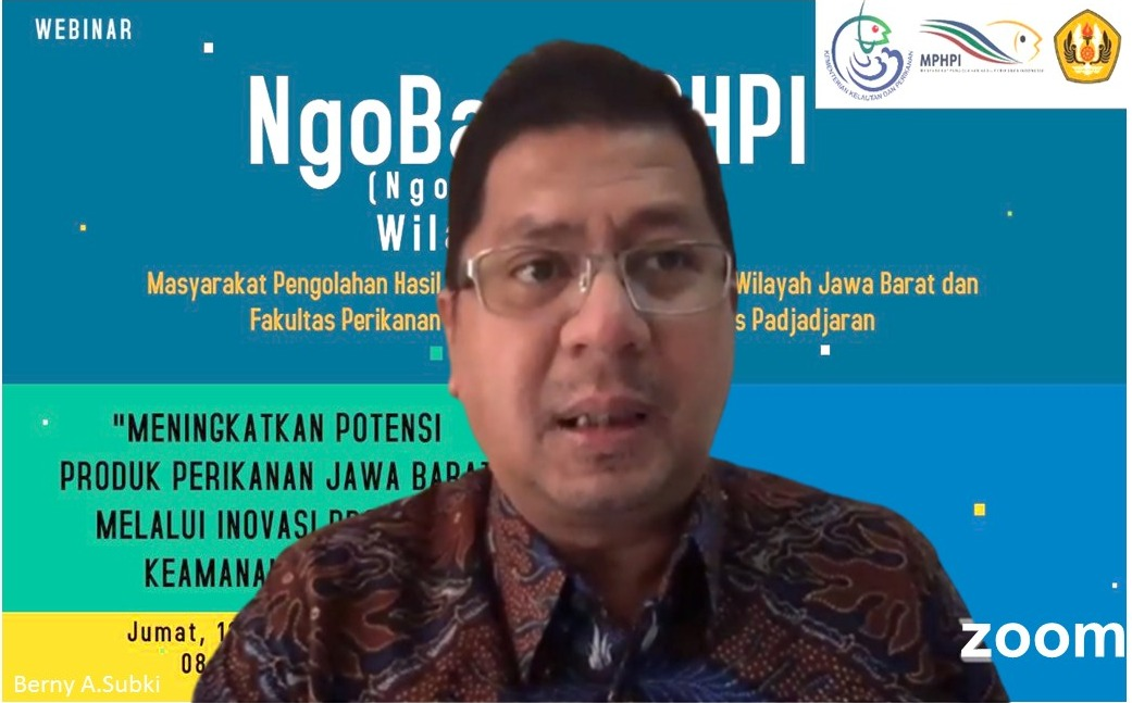 KKP Dorong Produk UMKM Pengolahan Ikan Jabar ke Tingkat ...