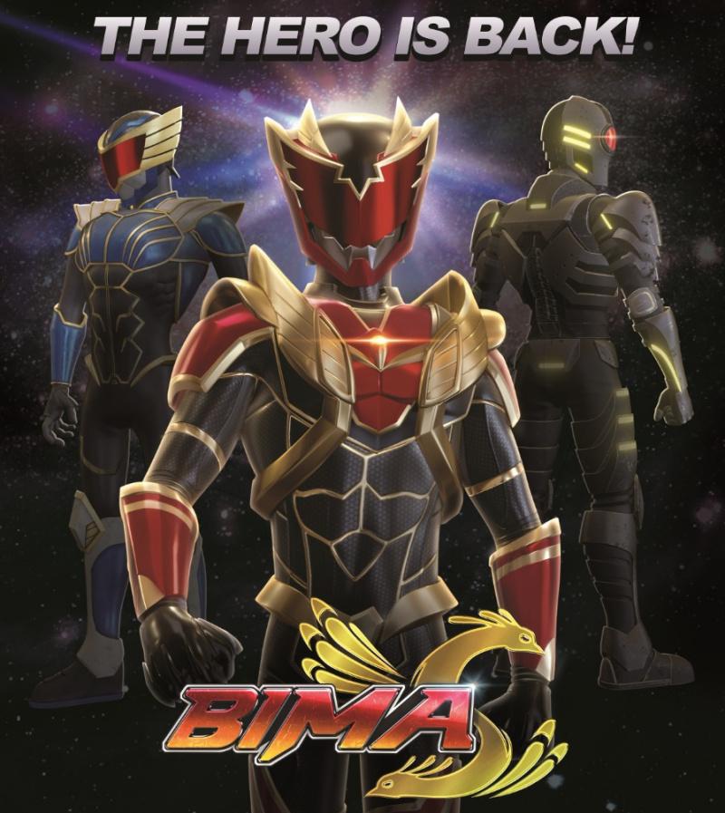 BIMA Animasi Super Hero Indonesia Berkualitas Internasional, Tayang di RCTI | Neraca.co.id