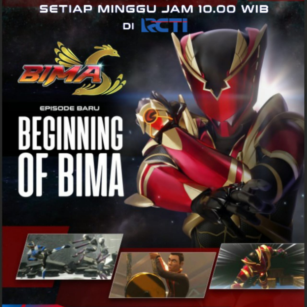 BIMA Yuk Intip Sinopsis & Jadwal Tayang Serial Animasi Indonesia Pertama Bima S Episode 2 | Neraca.co.id