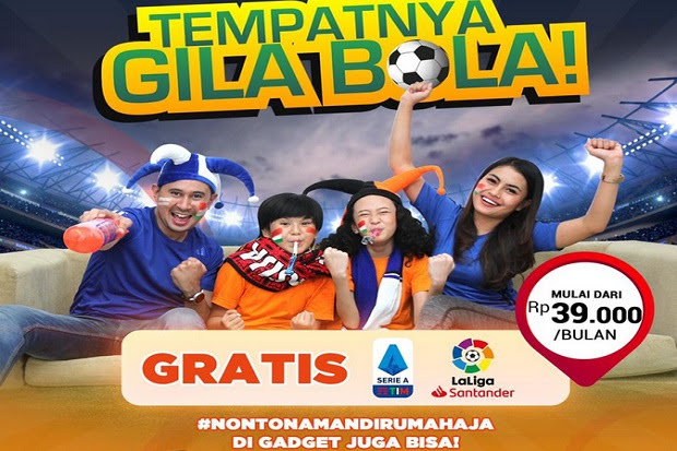 IPTV Kualitas Tayangan Bagi Keluarga - MNC Vision Canangkan Jadi Rumah Drakor dan Gila Bola | Neraca.co.id